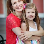 The Suburban Mom daughter