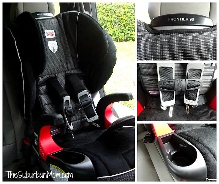 Britax Frontier 90 5-point Harness Booster