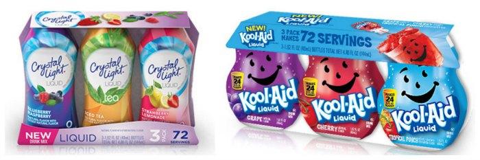 Crystal Light Kool-Aid Liquid