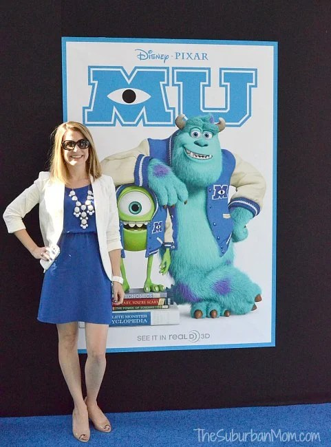 Disney Pixar Monsters University Premiere