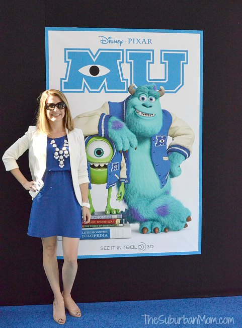 Disney Pixar Monsters University Premiere