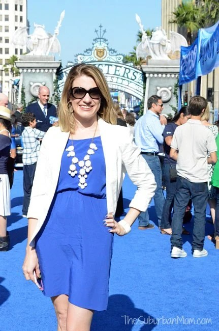 Monsters University Blue Carpet Premiere