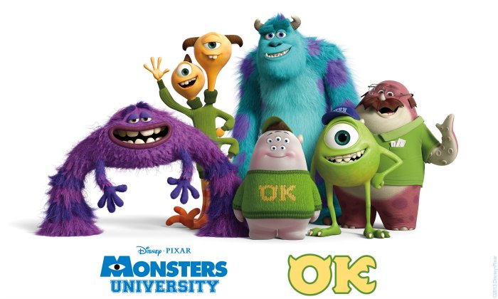 Monsters University oozma kappa