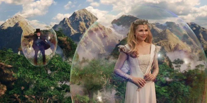 Oz The Great And Powerful Glinda Oscar Bubbles