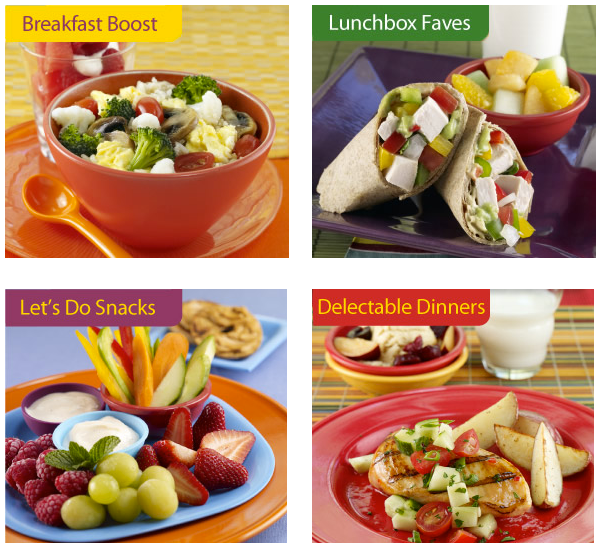 Produce for Kids IdealMeals