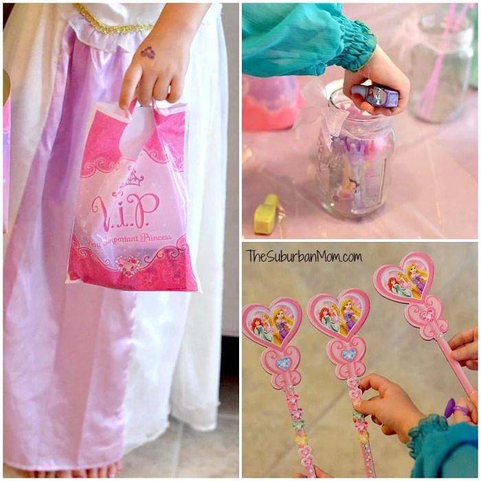 Disney Princess Party Favors Crafts