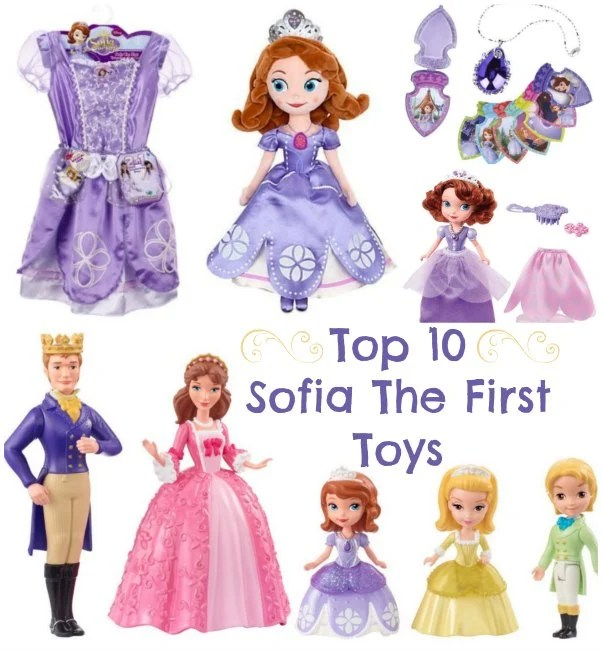 Top 10 Sofia The First Toys