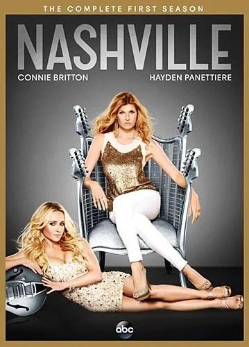 Nashville First Season DVD