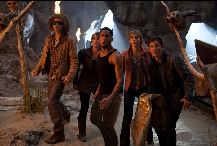 Percy Jackson Sea of Monsters 2