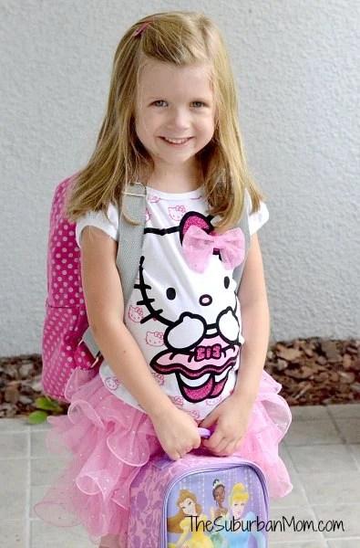 Back To School Hello Kitty