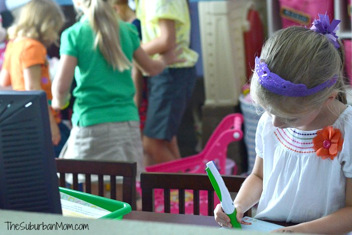 Learning with LeapFrog