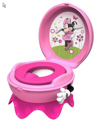 Minnie Mouse Training Potty