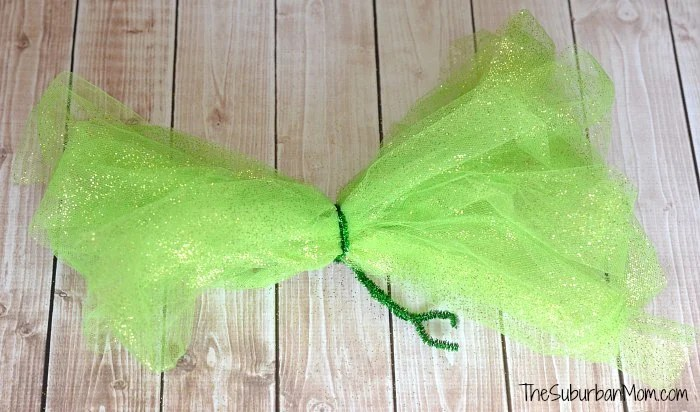 Easy Tulle Bow