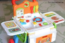 Vtech 2-in-1 Shop And Cook Toy
