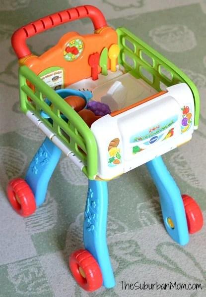 Vtech Shopping Cart Toy