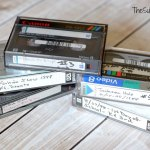 8 mm tapes