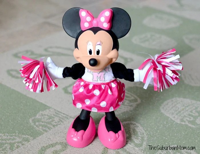 Cheer Minnie Mouse