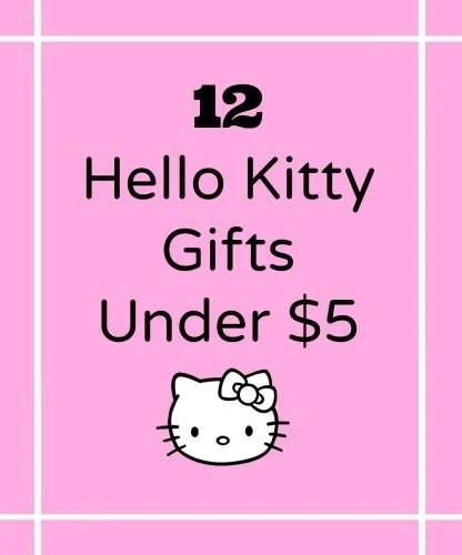 Hello Kitty Gifts