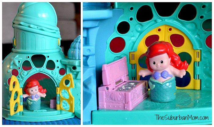 Little People Ariel's Castle