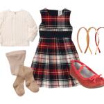 OshKosh B'Gosh Christmas Card Outfit 1