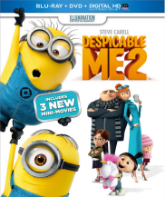 Despicable Me 2** Buy Now **