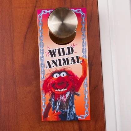 Door Hanger Muppets Printables
