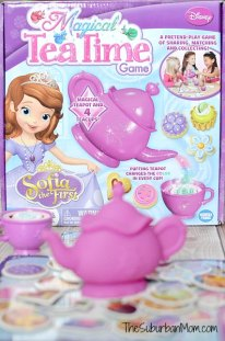 Sofia the First Game Magical Tea Time