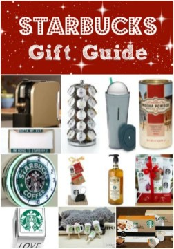 Starbucks Gift Guide