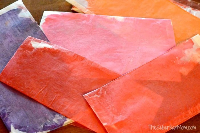 Recycled Crayons Kids Craft