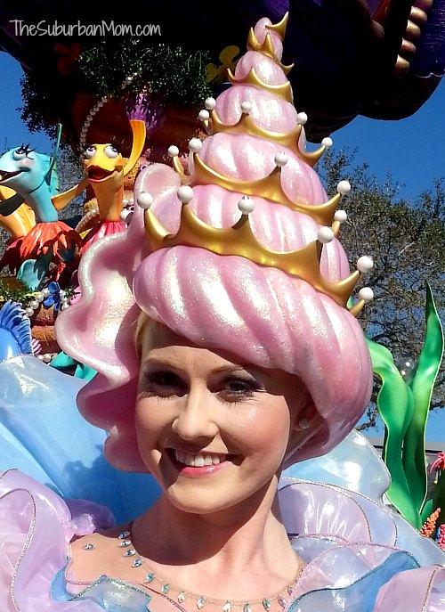 3D Printer Festival of Fantasy Disney Parade