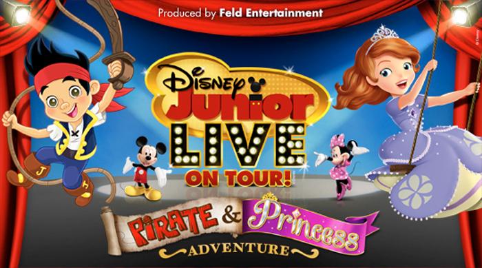 Disney Junior Live UCF