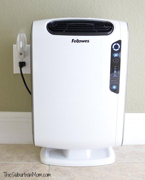 Fellowes AeraMax Air Purifier DX55