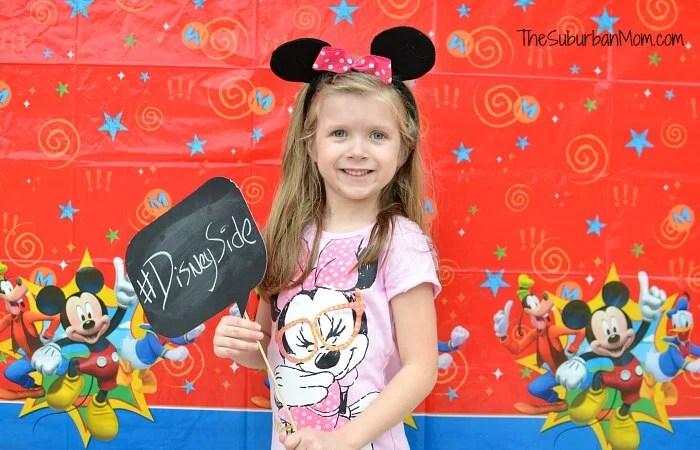 DIY Disney Photobooth