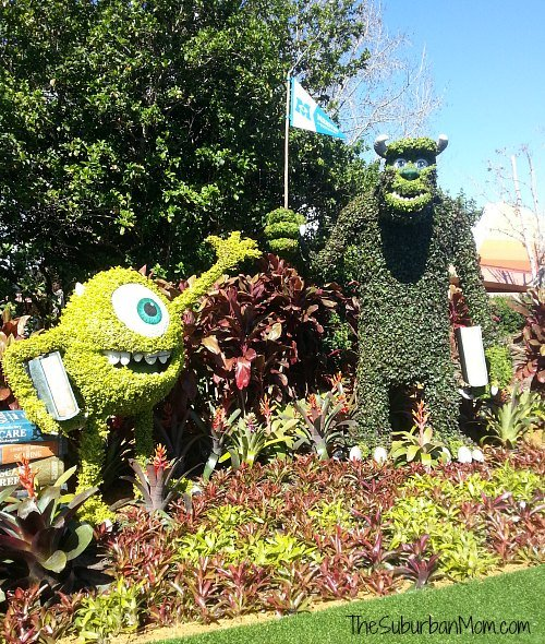 Flower & Garden Monsters Mike Sulley