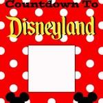 Countdown to Disneyland