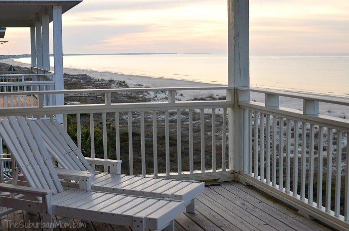 Gulf County Florida Beach Sunrise