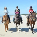 Gulf County Horseback Ride Beach