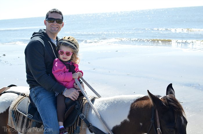 Horseback Ride Florida Beach