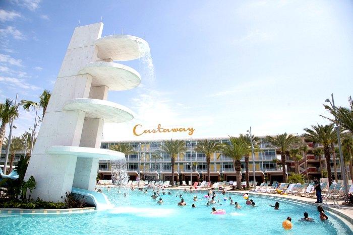 Cabana Bay Beach Resort Pool