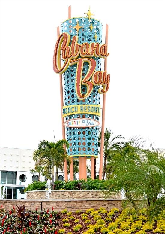 Cabana Bay Beach Resort Universal Orlando