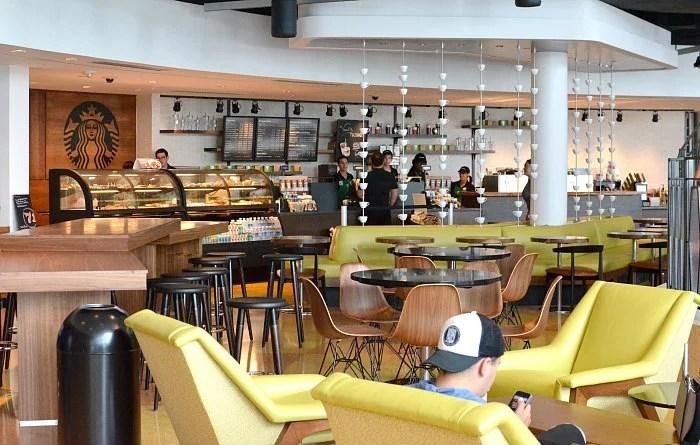 Cabana Bay Orlando Starbucks