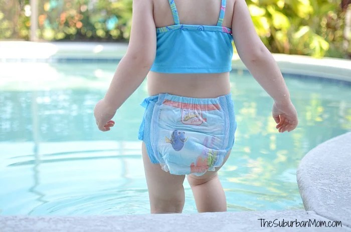 Toddler Huggies Little Swimmers