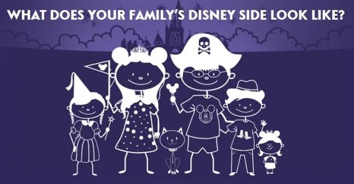 disney side family