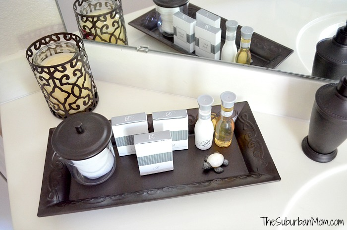 Guest Bathroom Display