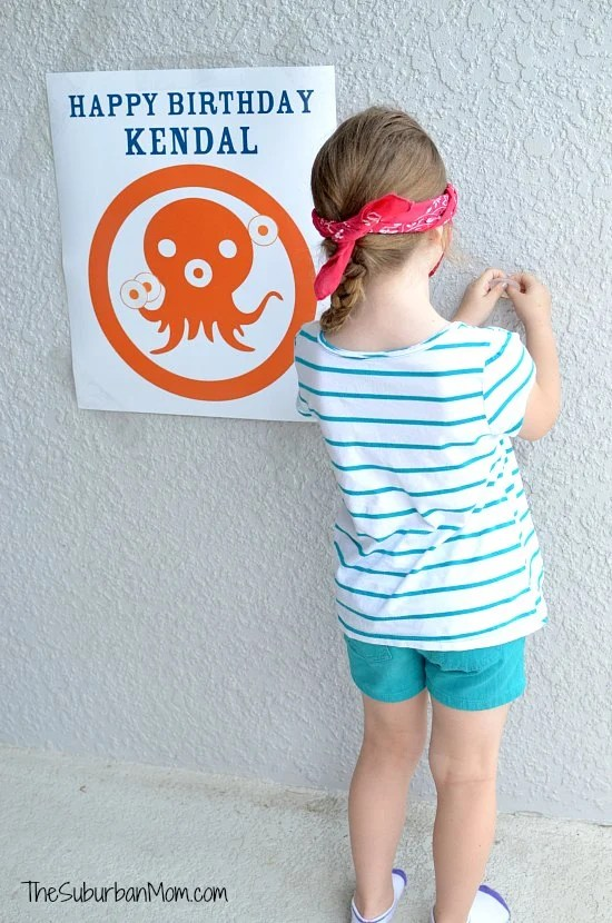 Ocotonaut Pin the Octoalert Game