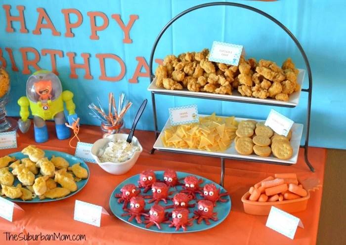 Octonauts Birthday Party Decorations, Ideas, DIY Party
