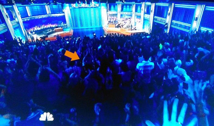 Tonight Show Audience Jimmy Fallon Orlando