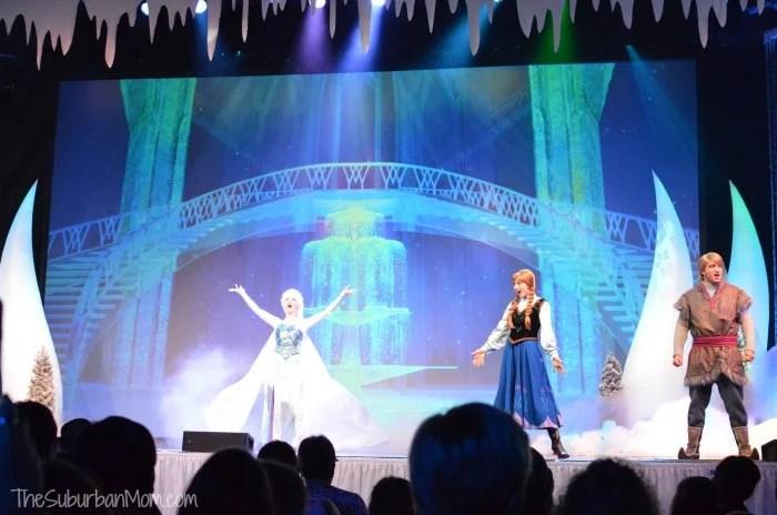 Disney Frozen Summer Sing Along
