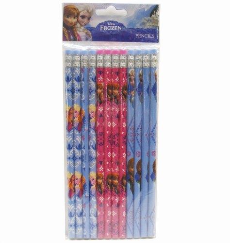 Frozen Pencils