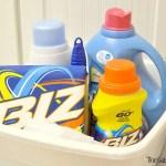 Dorm Room Laundry Gift Basket